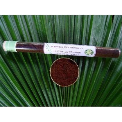 Tube 20 gr poudre de vanille noire